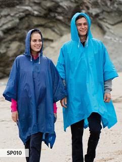 Rain Ponchos