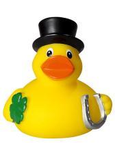 Squeaky Duck Lucky Duck