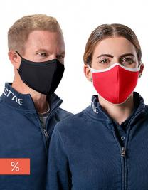 Premium Mouth-Nose-Mask (Pack of 3)