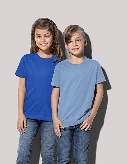 Stedman Apparel Boys Classic-T//ST2200 Short Sleeve T-Shirt